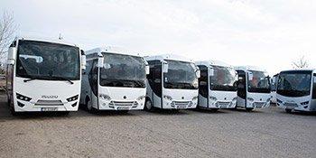 Servicii de transport, Transport persoane